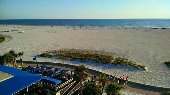 Bilmar Beach Resort View From Our Room