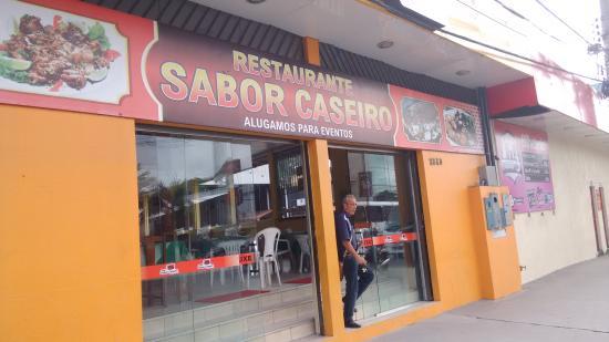 Restaurante Sabor 10 - Comida Caseira