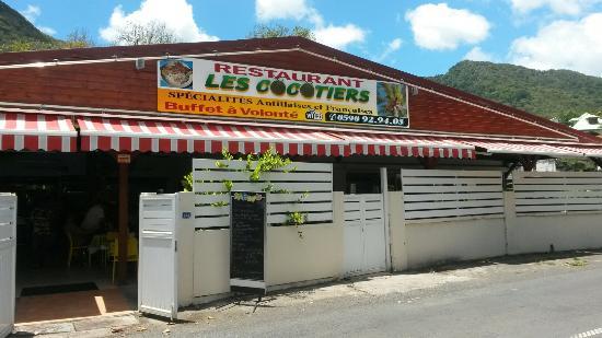 Restaurant Guadeloupe Basse Terre