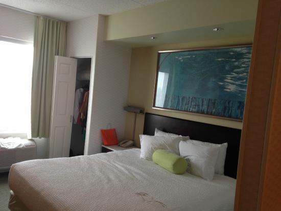 SpringHill Suites Cleveland Solon: quarto