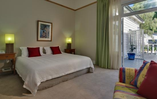 The Peppertree Luxury Accommodation: Garden room (King or twin bed