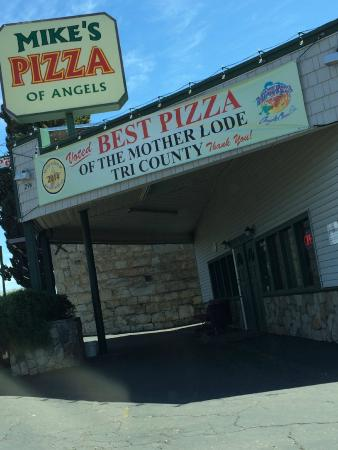Angels Camp, Kaliforniya: Best Pizza?!  Yes, Best Pizza in the area for sure