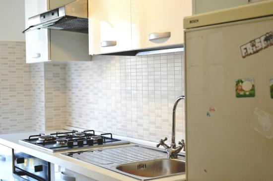Guest House Glamour Rome: Cucina Roma centro