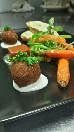 21 East: A few new apps, on the brand new menu! All amazing! Chef Sam Murry has really got something goin