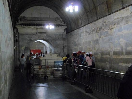 Ming Tombs Facts