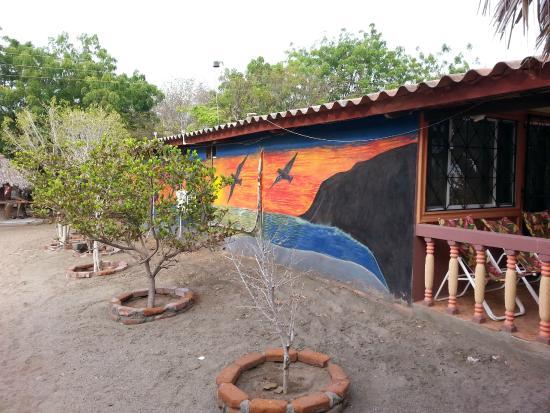 The Sunset Villas: pinturas