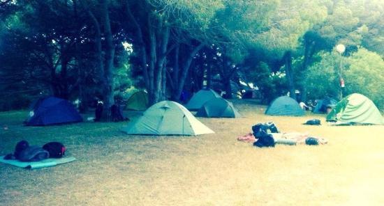 Camping Camaleón, Los Caños de Meca, Cádiz, Spain