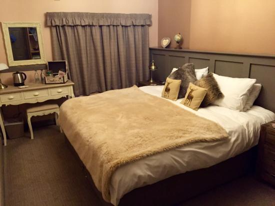 Pen Mill Hotel: Room Seven, absolutely divine!