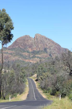 Warrumbungle National Park: Nice view