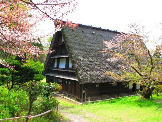 Open-Air Museum of Old Japanese Farm Houses