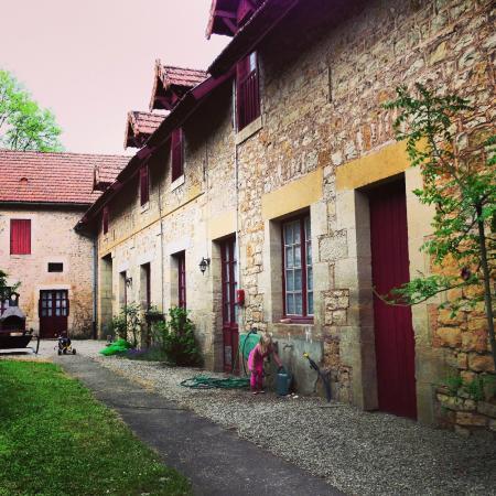 Le Pavillon de St. Agnan: Gite 4 & Gite 5