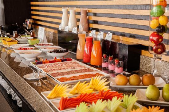 El desayuno del domingo cocina y thermomix for Cocina moderna tipo buffet