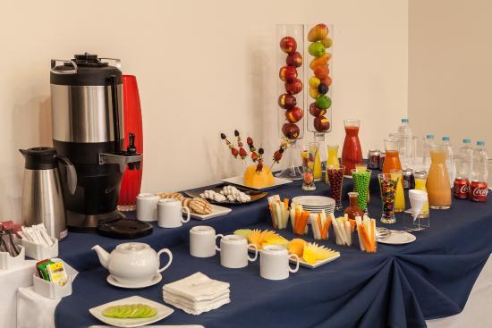NH Collection Mexico City Santa Fe: Coffee Breal