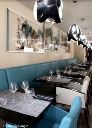Restaurant l 39 esprit sarlat dans sarlat la caneda avec - L esprit cuisine laval ...