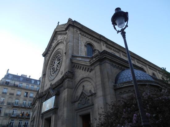 Eglise Notre Dame des Champs