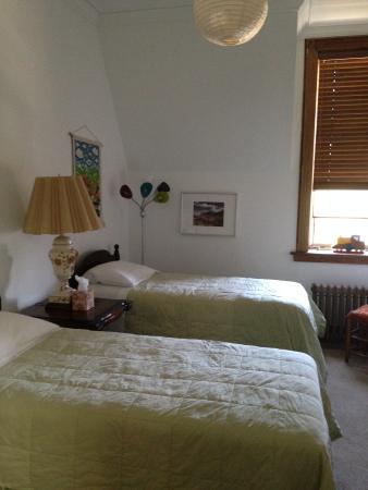 Mount Morris House: Mocha Suite - twin room