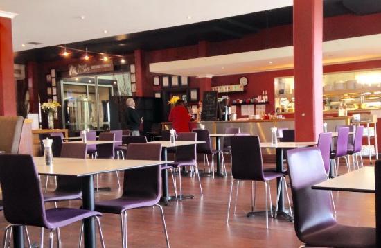 White Star Hotel Restaurant : Clean & Tidy