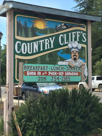 Country Cliff's