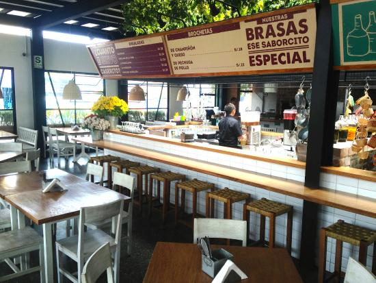 RASSON: Bar and restaurant