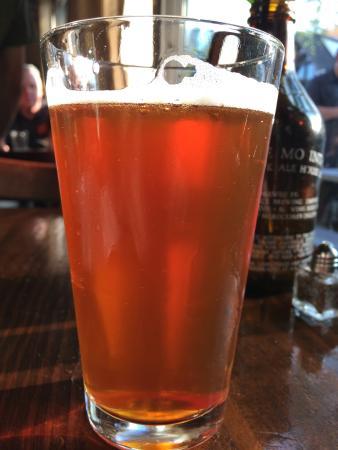 Blowing Rock Ale House & Inn: Double IPA... Tasty