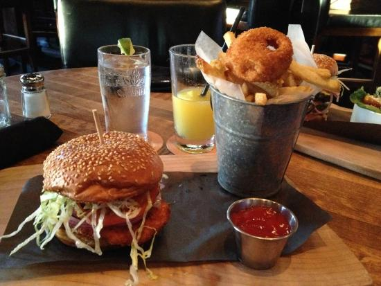 Village Tap House: Best Burgers in Town
