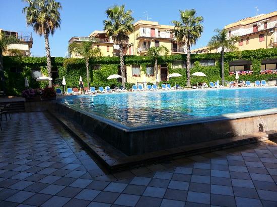 Caesar Palace Hotel Taormina