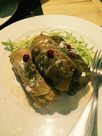 Restaurante Stanislav: Golubsi