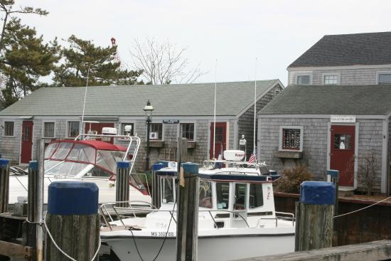The Cottages at Nantucket Boat Basin: More choices