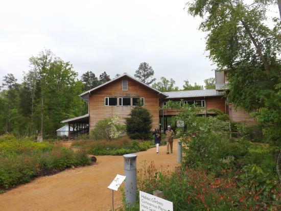 Entrance Picture Of North Carolina Botanical Garden Chapel Hill Tripadvisor
