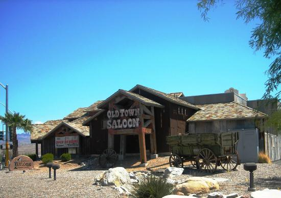 Old town saloon laughlin restaurant reviews photos for Laughlin cabins