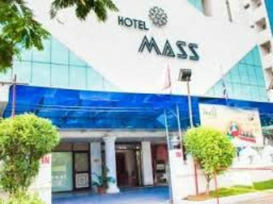 Hotel Mass: Front View