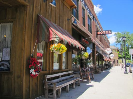 The Historic Occidental Hotel & Saloon and The Virginian Restaurant: Historic Occidental Hotel, Saloon & Restaurants