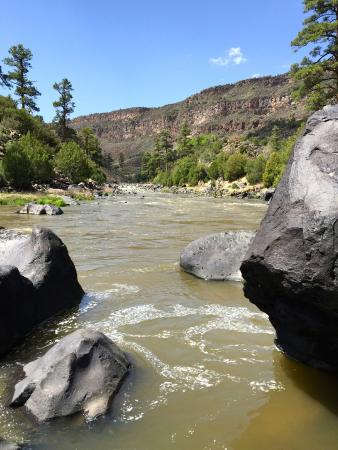 Wild Rivers Recreation Area: Down in the gorge