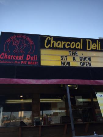 Charcoal Deli