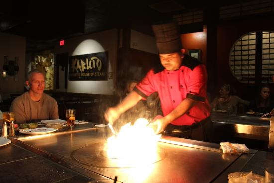 Kabuto Japanese Steaks and Sushi