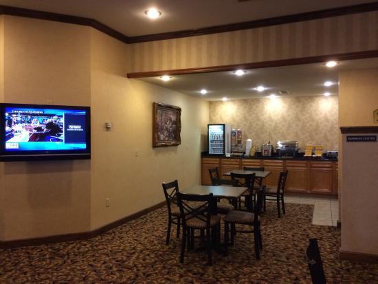 Days Inn Lonoke: Lobby