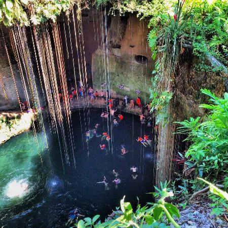 Luxury bahia principe akumal don pablo collection cenote near chichen