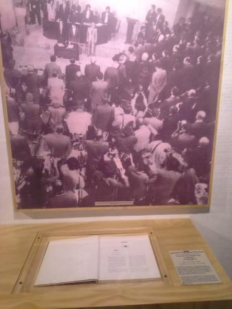 Museo de la Independencia Casa del Florero : Asamblea Constituyente