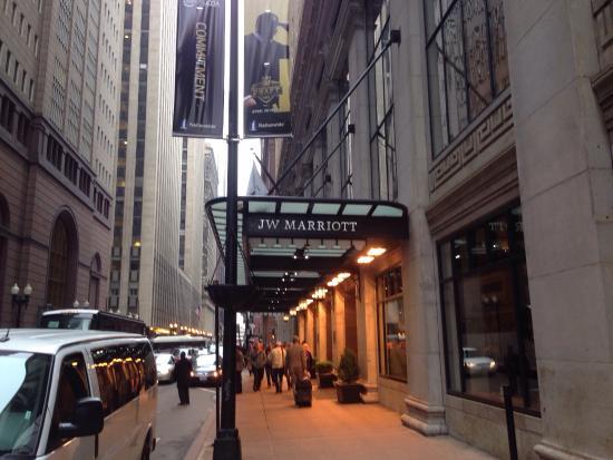 Hotels Near  W Adams St Chicago Il