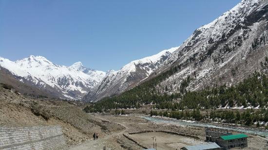 Sangla, India: Chitkul