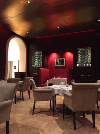 Algodon Mansion - Relais & Chateaux: Dining room