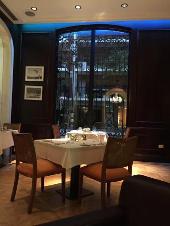 Algodon Mansion - Relais & Chateaux: Bar area