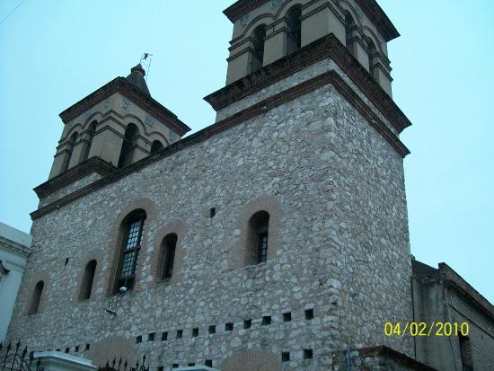 Museo Histórico UNC  Manzana Jesuítica: torres