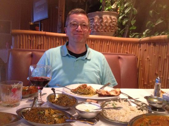 indian palace restaurant in st. louis