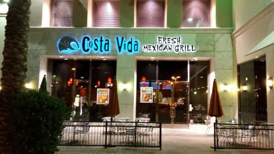 Costa Vida Fresh Mexican Grill