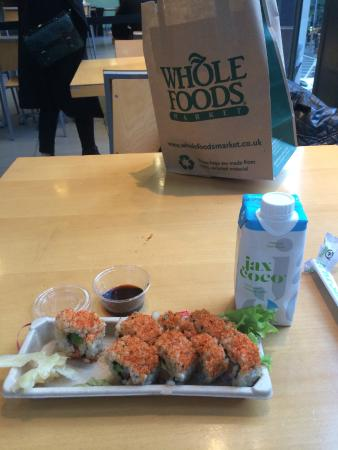 From the salad bar - Picture of Whole Foods Market, London