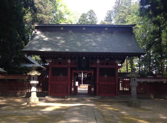 Yatsuki Tsutsukowake Shrine