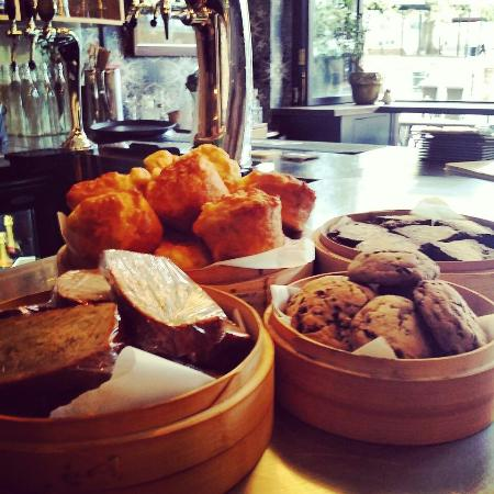 THE BUND Tapas Bar & Restaurant: Mornings at The Bund