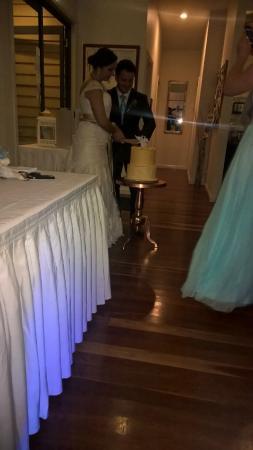 Pomodoras on Obi: Wedding Reception At Pomodoras