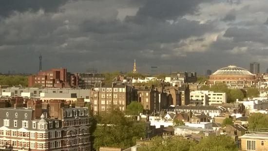 Copthorne Tara Hotel London Kensington: Nice View from the room